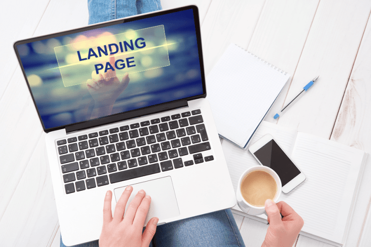 If you drive new visitors to a targeted landing page, you can really use your book to grow your business.