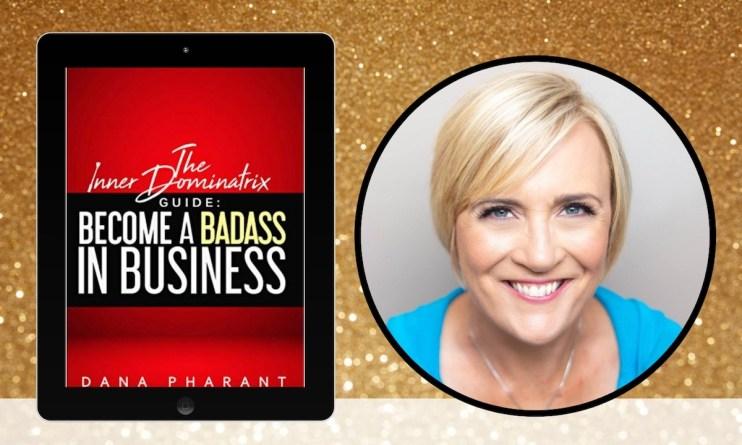bestselling author dana pharant