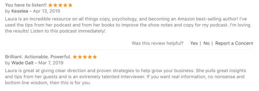 copy that pops reviews
