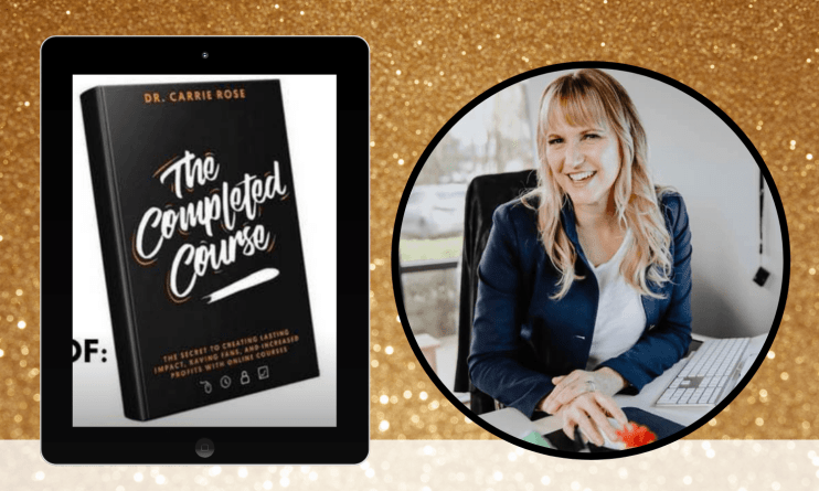 dr. carrie rose bestselling author