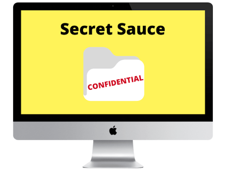 bestselling book secret sauce