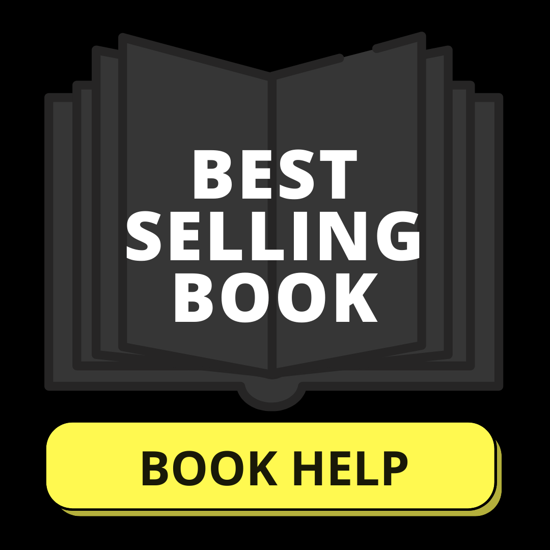 bestselling book help from laptoplaura and copy that pops team