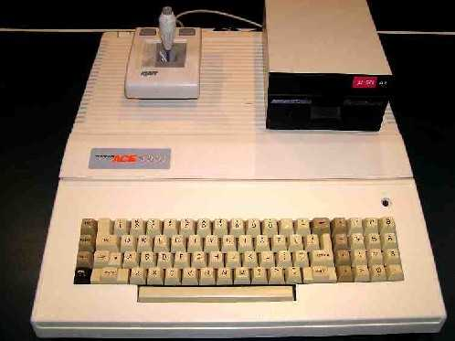 Or an Apple ][ clone, at least.