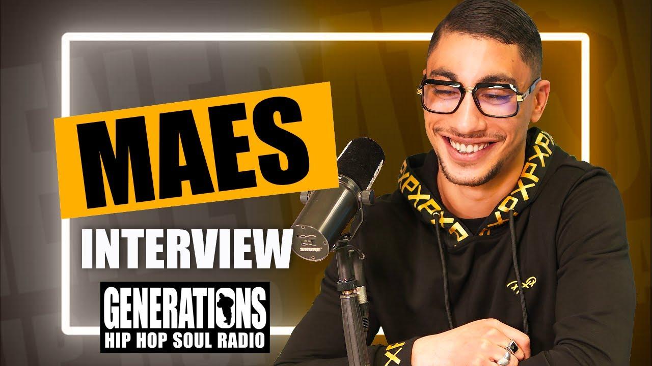 Interview Maes : »Le plus gros salopard c'est Booba…» – Janvier 2020