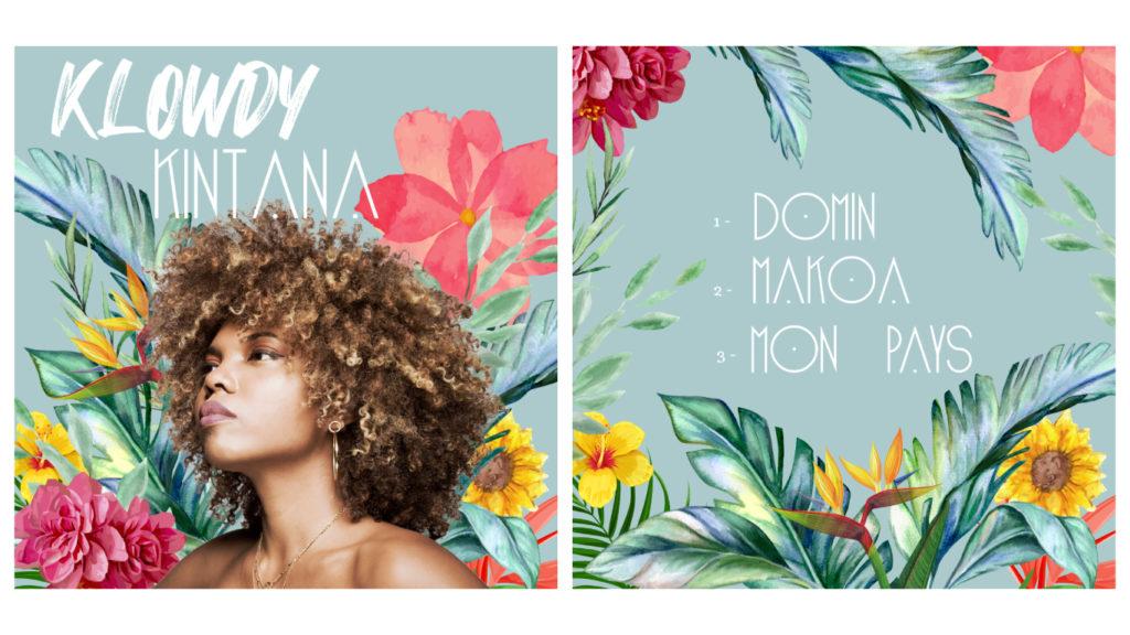 Klowdy (EP KINTANA) – Mon pays – Juin 2021