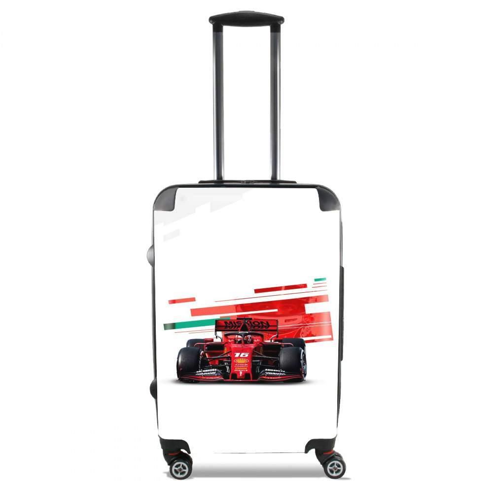 valise format cabine charles leclerc ferrari