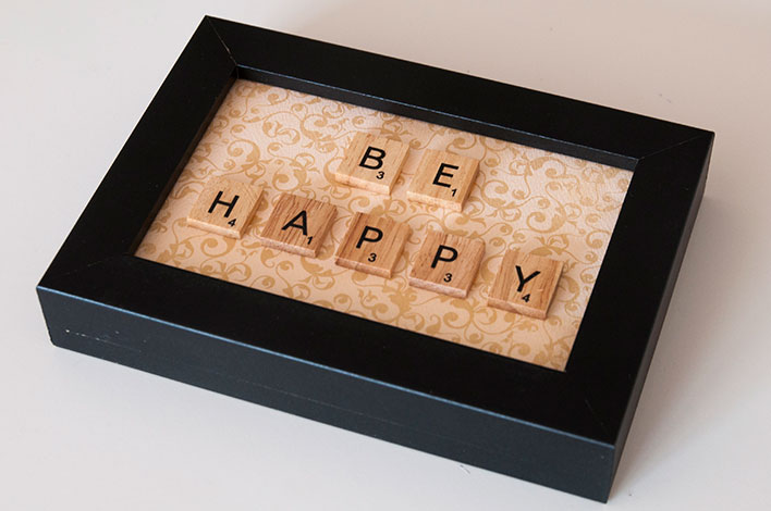 be happy scrabble