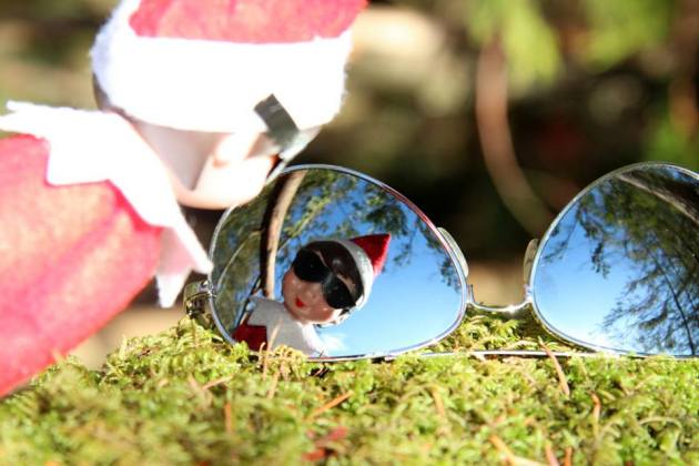 Elves never underestimate the effect of the sun in the mountains. They carry a hat, sunscreen and sunglasses every trip. Especially when they are on the snow or on the water! #SARelf #10essentials