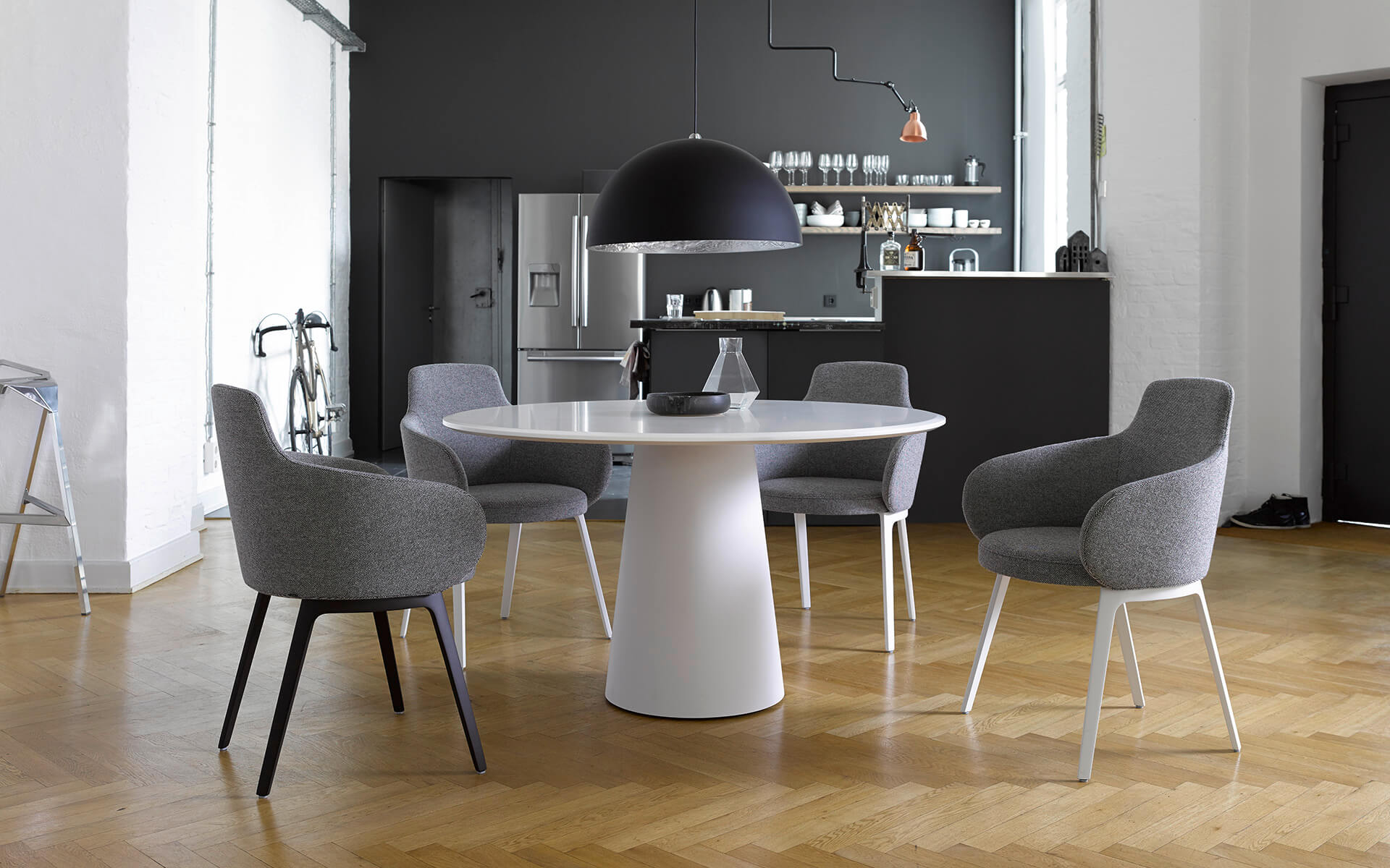 Conic Table Cor