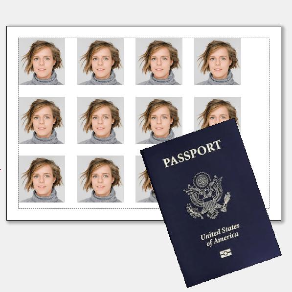 How do I Print my own Passport Photos?
