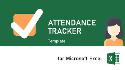 Attendance Tracker Template for Microsoft Excel