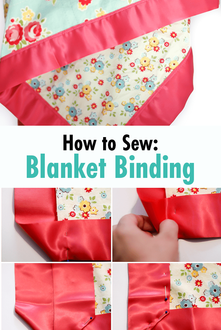 how-to-sew-satin-blanket-binding