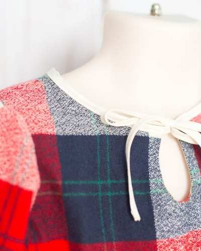 Sew the Trend: Plaid