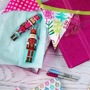 Stuffed Christmas Ornaments – Kid Friendly Ornaments for the Tree.
