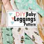 free baby leggings sewing pattern