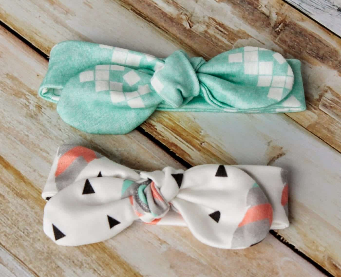 Easy Diy Baby Headband Pattern Free Sewing Knot Bow Headband