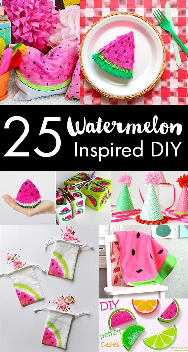 25-DIY-Watermelon-Crafts-Sewing-Projects