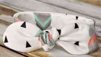 Easy DIY Baby Swaddle Blanket Pattern and Tutorial - Coral + Co