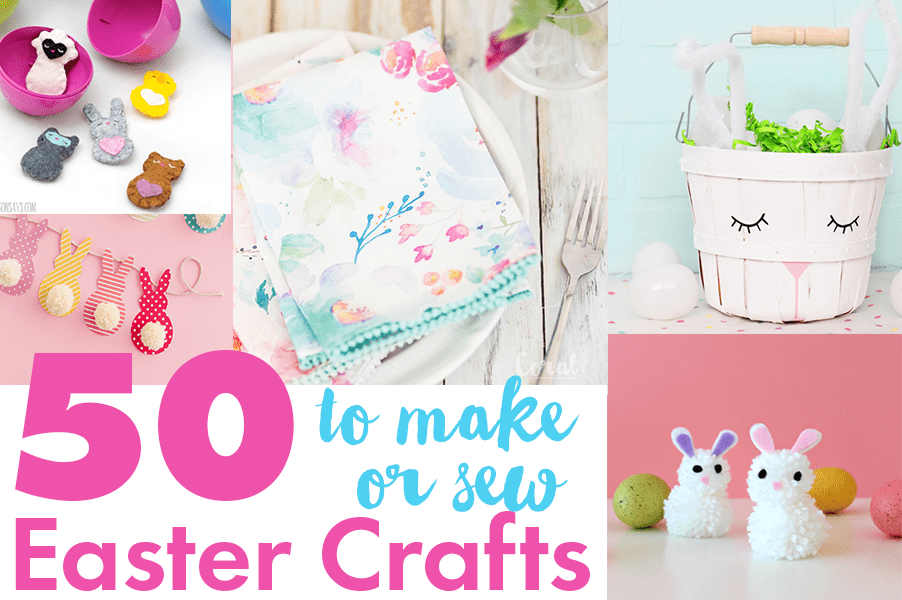 50 easter sewing projects and easy easter craft ideas easter sewing projects negle Image collections