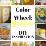 DIY-yellow-color-crafts-inspiration