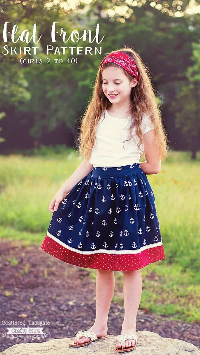free-flat-front-skirt-pattern-scattered-thoughts