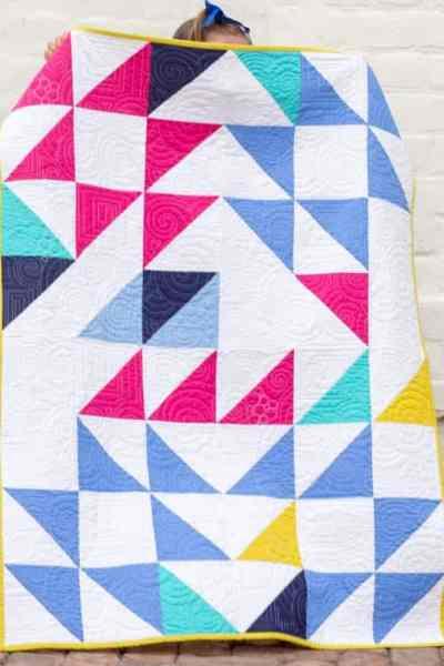 Maid Modern PDF Quilt Pattern Release
