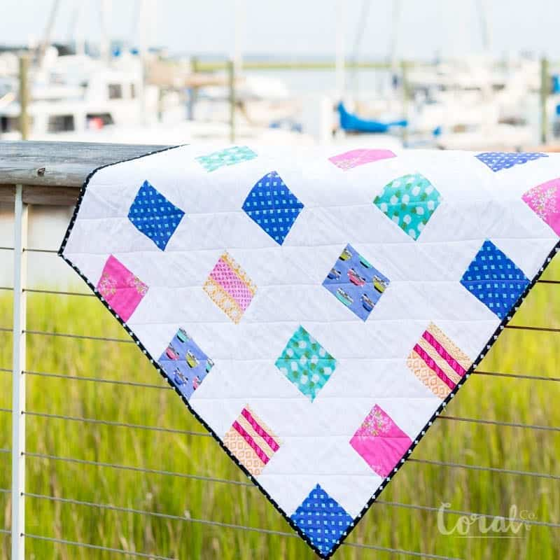 picture about Baby Quilt Patterns Free Printable known as 13+ Totally free Boy or girl Quilt Habits in the direction of Sew - Attractive Boy or girl Quilt