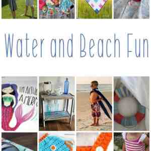 DIY Water and Beach Fun!