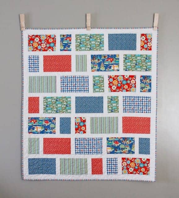 Baby Quilt Blocks.13 Free Baby Quilt Patterns To Sew Charming Baby Quilt Patterns