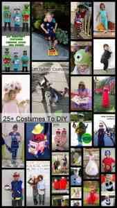 25+ Halloween Costumes to DIY