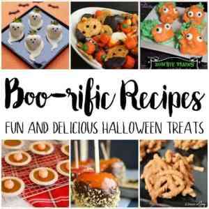 Boo-riffic Recipes Fun and Delicious Halloween Treats