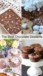 The Best Chocolate Desserts