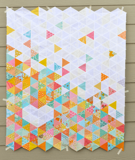 Heart Quilt and Tutorial