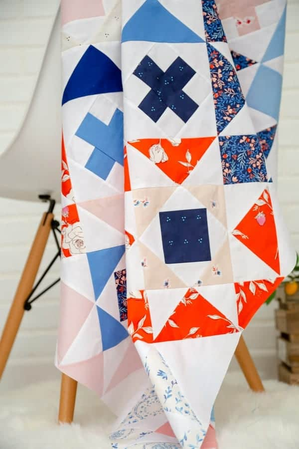 Modern-Ohio-Star-Quilt-Pattern-by-Coral-and-Co