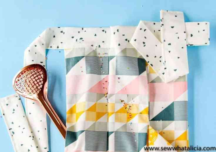 How to Sew an Apron for Beginners