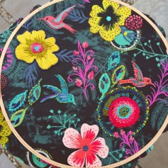 4) Embroidery
