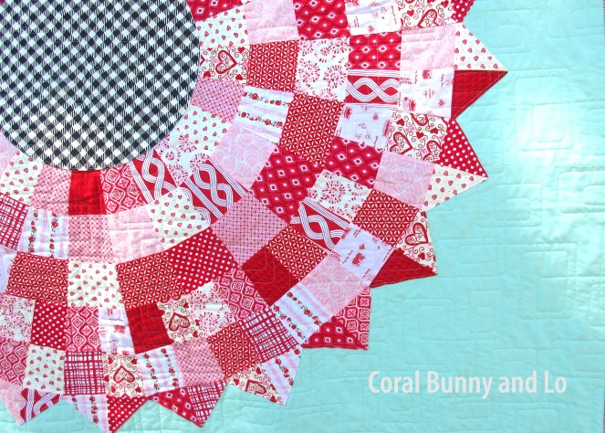 Cuckoo's Calling Valentine Quilt – Coral Bunny and Lo : patchwork and quilting blogs - Adamdwight.com