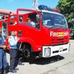 Fiji's first rapid response rescue and fire tender