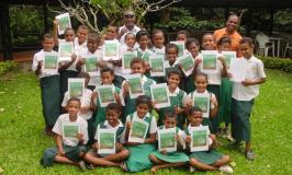 Free hands-on environmental education program for Fiji's school children