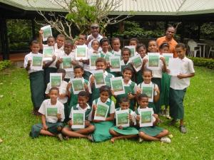 Free hands-on environmental education program for Fiji's school children