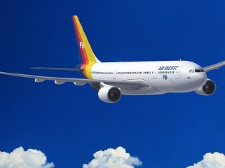 Air Pacific now Fiji Airways