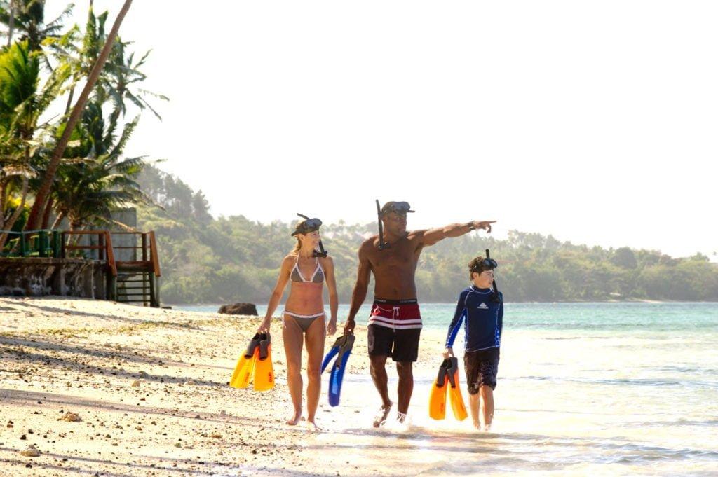 Beach @ Fiji Hideaway Resort & Spa