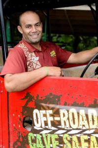 Off road cave safari
