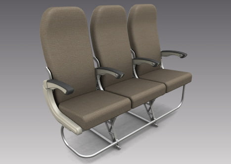 Air Pacific - Fiji Airways new economy seats