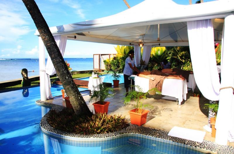 Spa @ Fiji Hideaway Resort & Spa