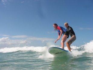 Mango Surf School, Fiji