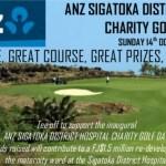 ANZ Sigatoka District Hospital Charity Golf Day