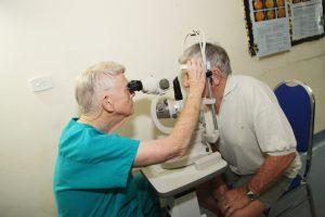 Free eye checks at the Sigatoka Hospital