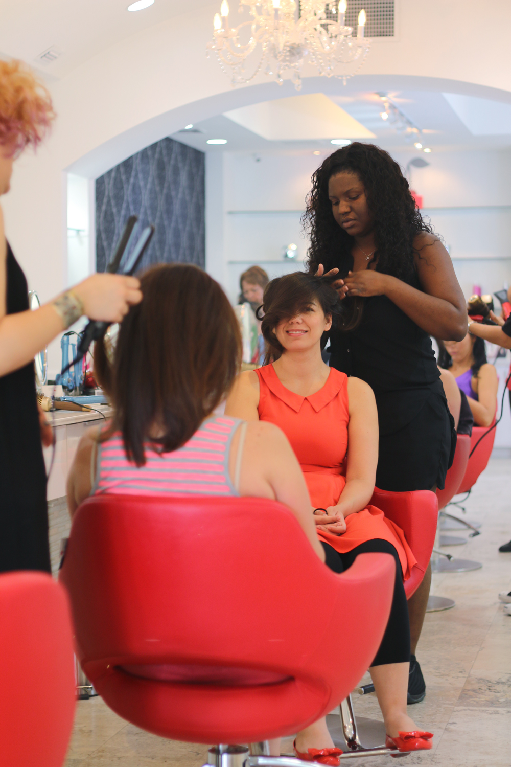 Cherry Blow Dry is a membership blow dry bar in Coral Gables, Florida.