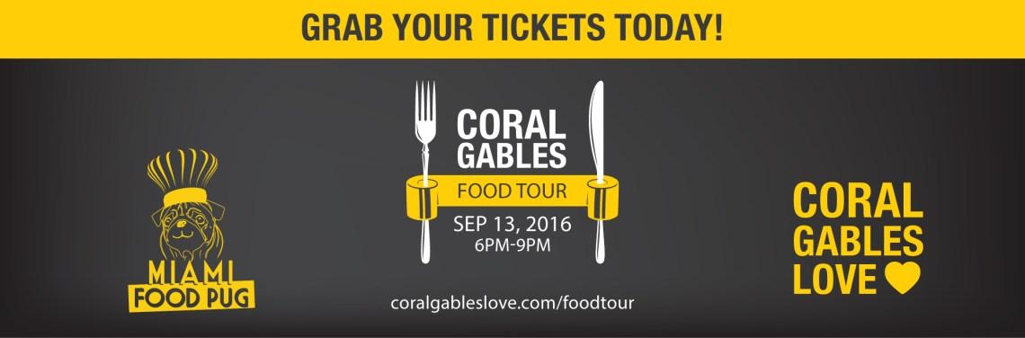 Coral Gables Food Tour September 2016